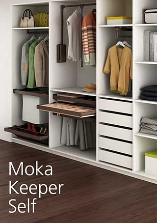 Accessories for wardrobe interior